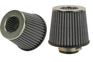 "Vibrant Open Funnel"" Performance Air Filter (2.5"" inlet I.D.)"