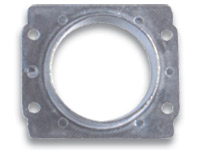 Vibrant Mass Air Flow Sensor Adapter Plate for Subaru