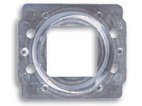 Vibrant Mass Air Flow Sensor Adapter Plate for Toyota