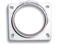 Vibrant Mass Air Flow Sensor Adapter Plate (various application)