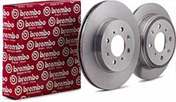 Brembo Rotors 90-94 DSM Rear