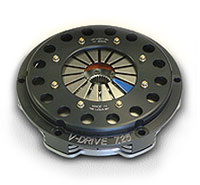 Quarter Master Twin Disc Metallic Clutch for DSM