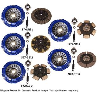 SPEC Clutch For 05-07 Nissan Frontier & 05-07 Nissan Xterra