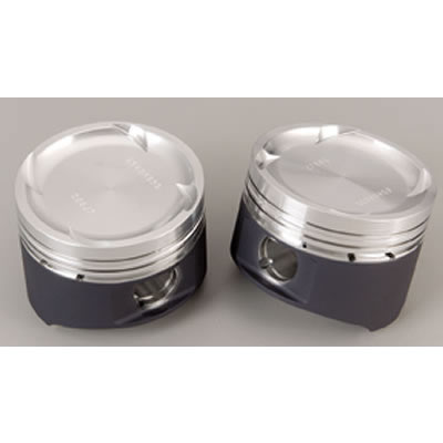 Wiseco Pistons DSM 6-bolt 4G63 90-92 2.4L 8.5:1 to 8.7:1