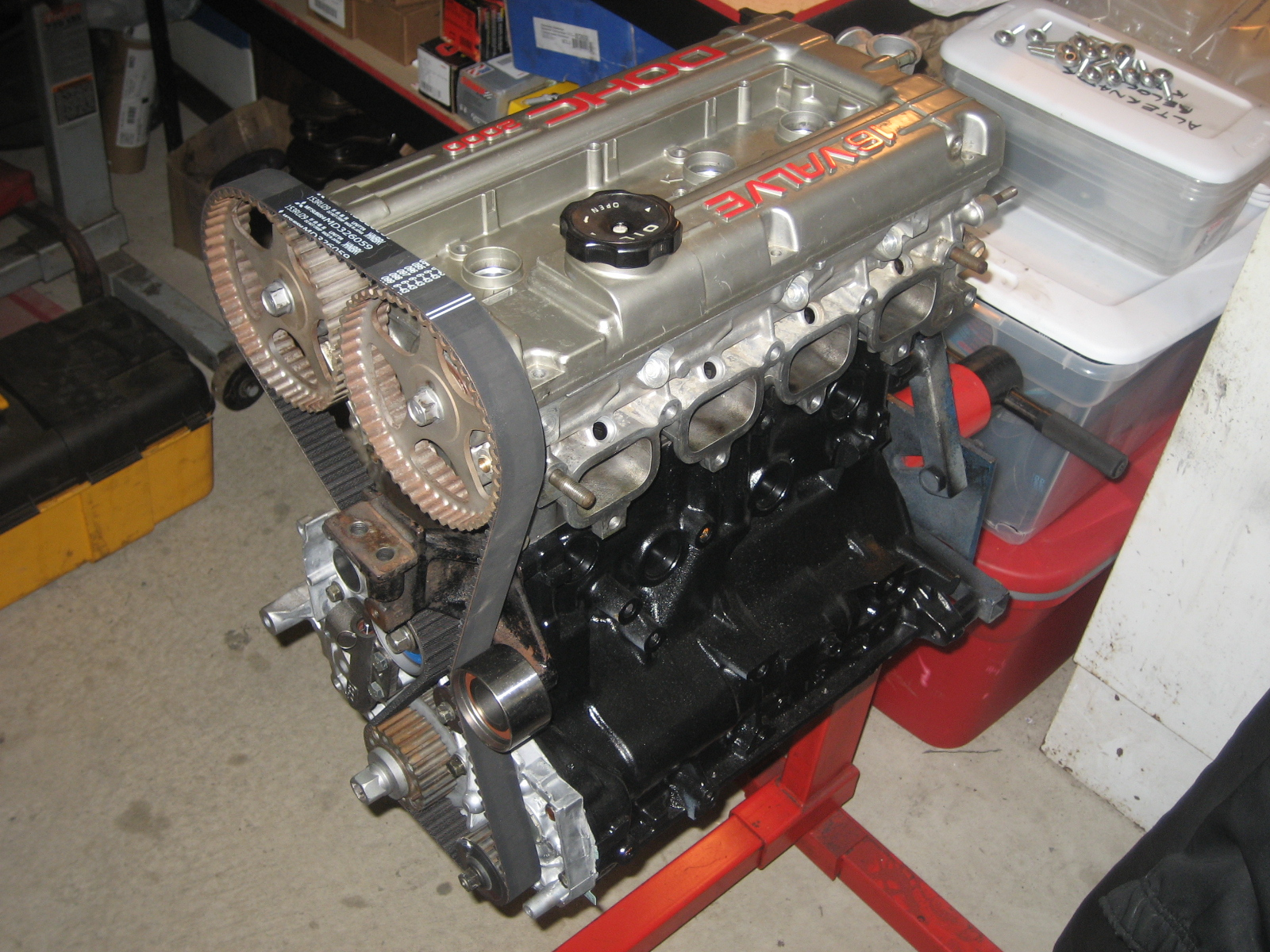 Jay Racing 2.1L Engine